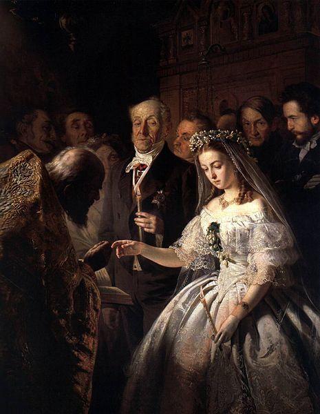 Le mariage arrangé de Vasili Pukirev
