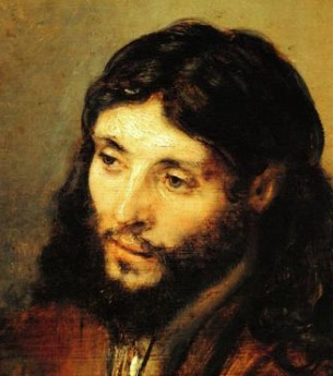 Jésus par Rembrandt