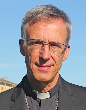 Mgr de Germay archevêque de Lyon