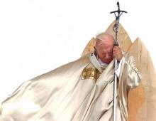 Jean-Paul II en Lituanie