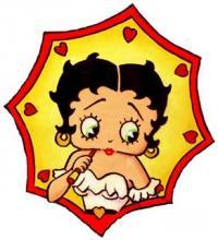 Dessin animé Betty Boop