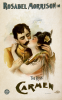 Affiche opéra Carmen